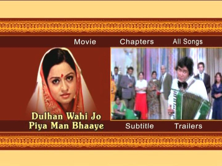Zulm Net View Topic Dulhan Wohi Jo Piya Man Bhaaye Ultra Dvd Dvd Shots Pg 2